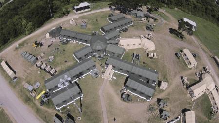 jbsa army base in texas