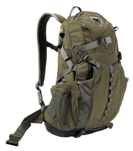 ll bean maine warden day pack military backpack
