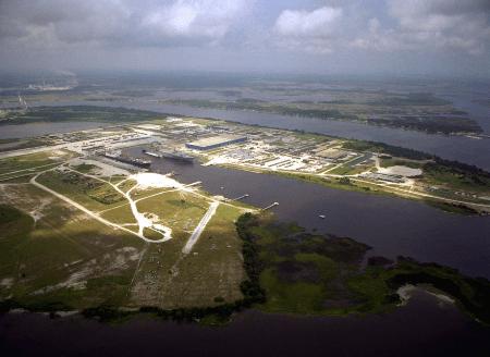 marine corps base blount island florida