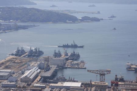 navy base fleet activities in sasebo japan