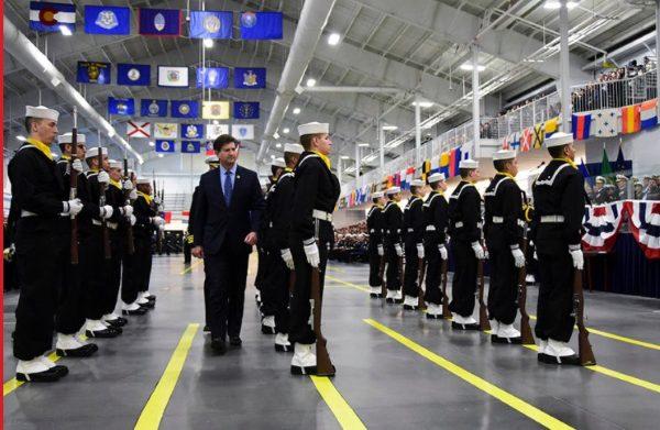 navy basic training graduation dates