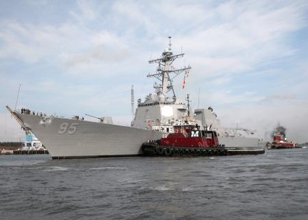 nws charleston navy base in south carolina