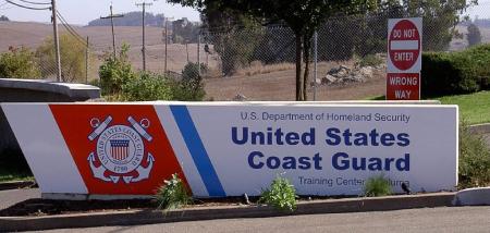 Training Center Petaluma Coast Guard Base