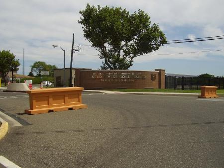 USCG Training Center, Cape May, NJ