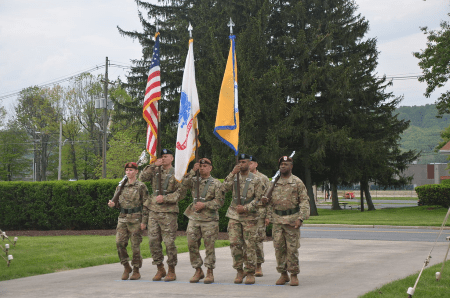 new cumberland army depot in pa