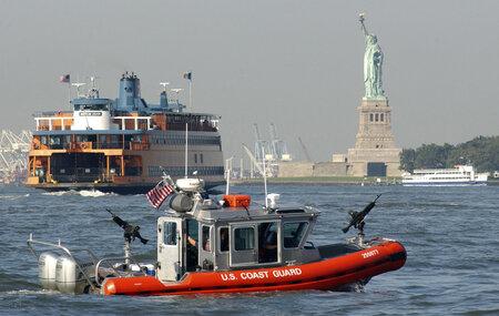 NYC Coast Guard