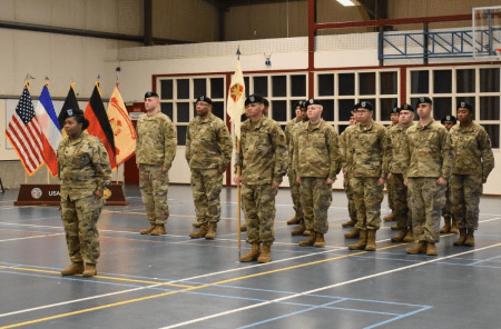 usag benelux army garrison in germany