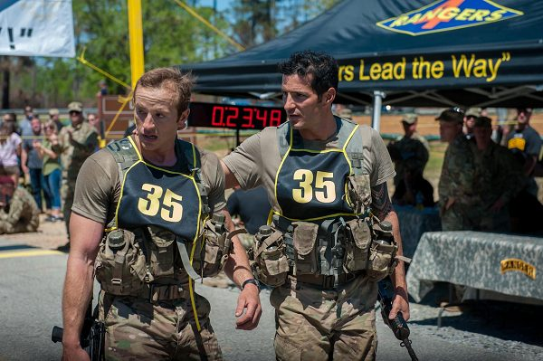Soldier with the 75th Ranger Regiment took first place in the Army's Best Ranger competition