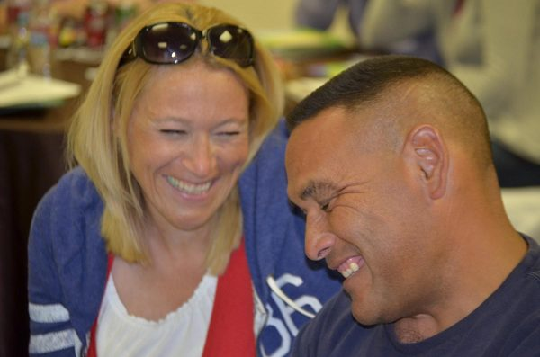 Strong Bonds Relationship retreats help couples with their long distance military relationship