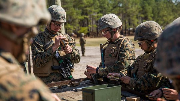 All Marines learn the Rifleman's Creed
