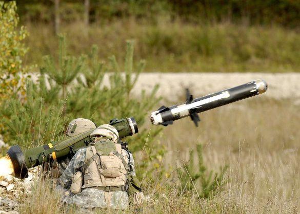 javelin anti tank missile
