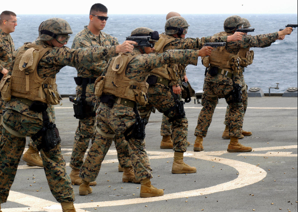 marine special forces units