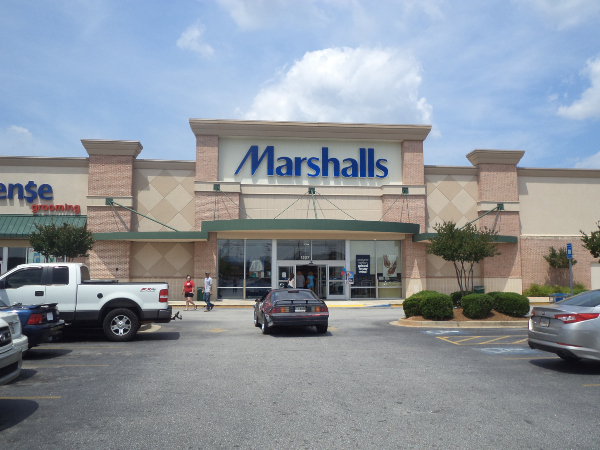 marshalls clothing discount
