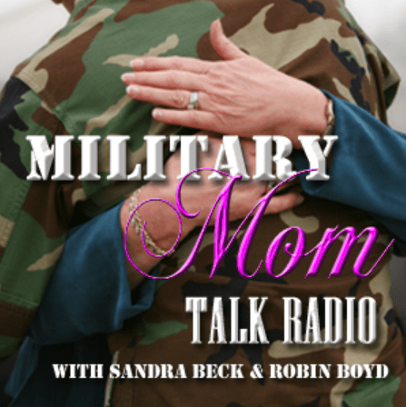 military mom talk radio podcast