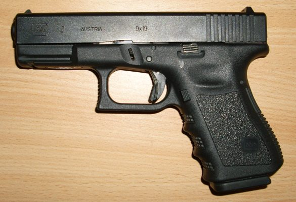 the glock 19 is used by army rangers