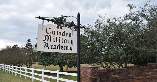 military school in sc