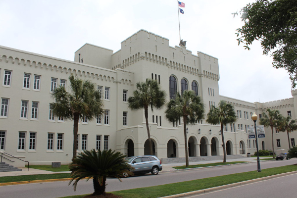 military schools in south carolina