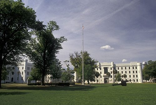 the citadel military college in south carolina