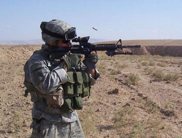military urinalysis