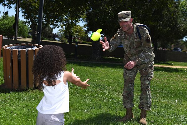 Some service members seek out a hardship discharge as a way to cope with difficulties