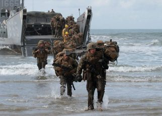 There are Marine Corps Requirements to meet before joining