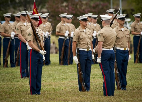 marine enlisted reserves pay