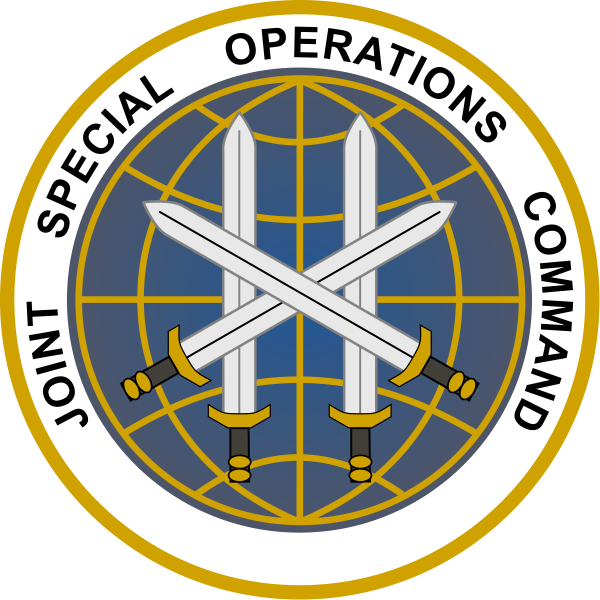 joint special operation command patch - tier 1 operators