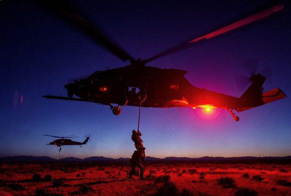 special tactics squadron - tier 1 operators