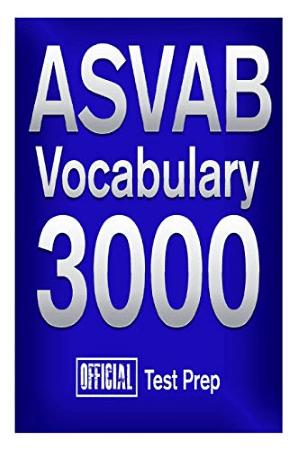 asvab vocabulary 3000