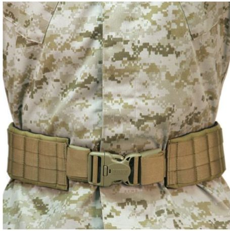 blackhawk strike padded patrol belt