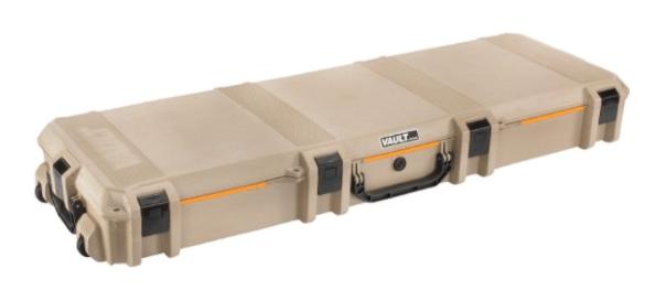 pelican v800 vault double rifle case