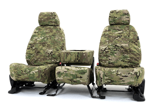 skanda multi-cam camo tactical ballistic seat cover