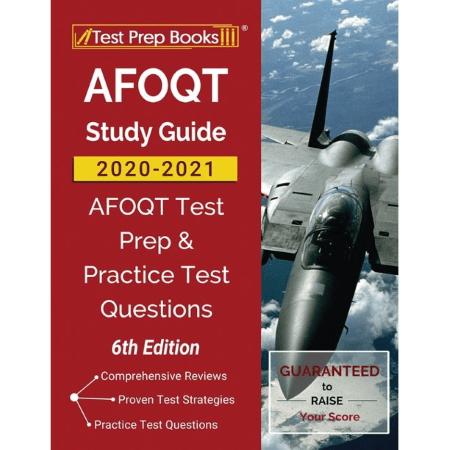 test prep books afoqt study guide