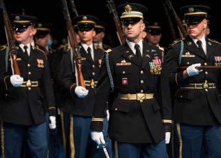 what to do with old military uniforms