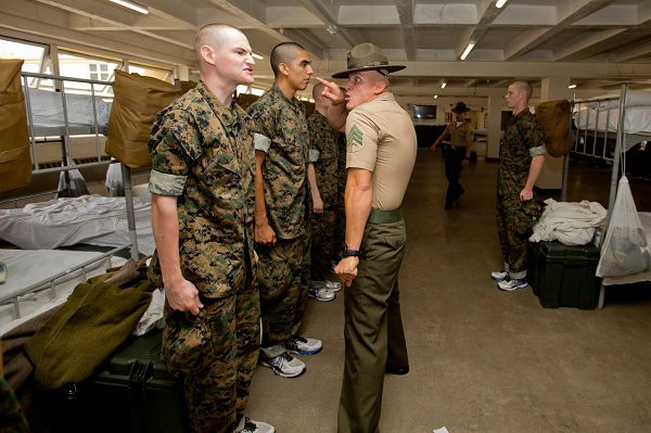 Half Right Face Explained and other drill instructor sayings