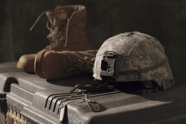 History of Military Dog Tags