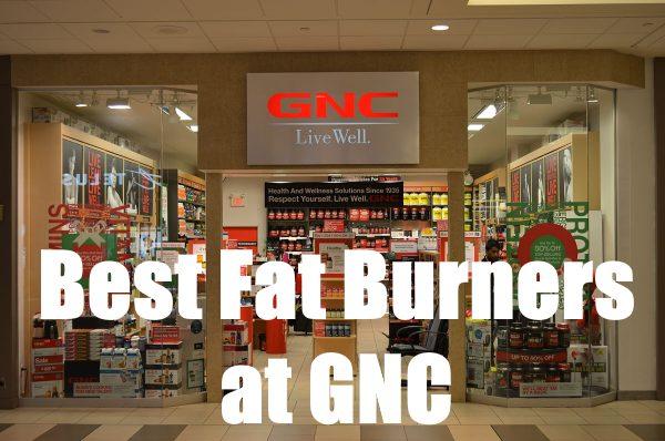best fat burners at gnc