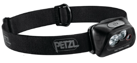 petzl actik core rechargeable headlamp