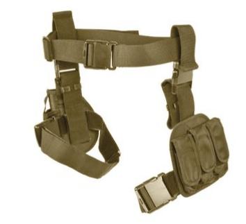 vism drop leg holster system