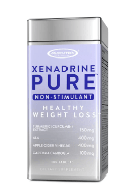 xenadrine pure is another one of the best fat burners at gnc