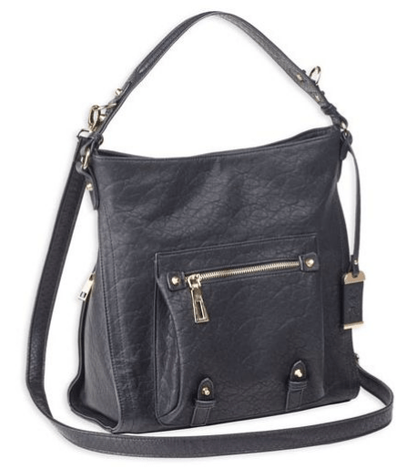 Bulldog Cases & Vaults Hobo Anna Concealed Carry Purse