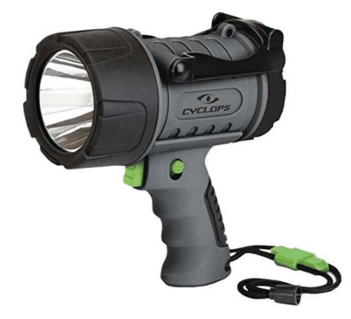 CYCLOPS Rechargeable Waterproof LED Spotlight