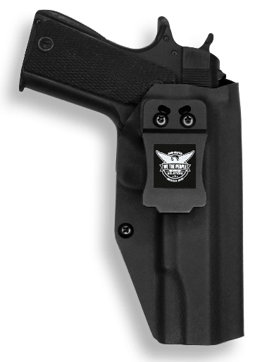 1911 5 inch Government No Rail Only IWB Holster