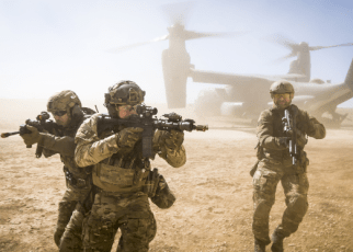 Army Special Forces Weapons