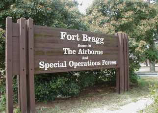 Fort Bragg is the biggest military base