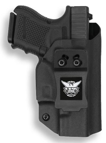 Glock 26 27 33 IWB Holster