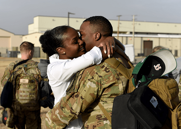 The mobile nature of military life often has families moving from one duty location to another making it more difficult for spouses to have a career of their own