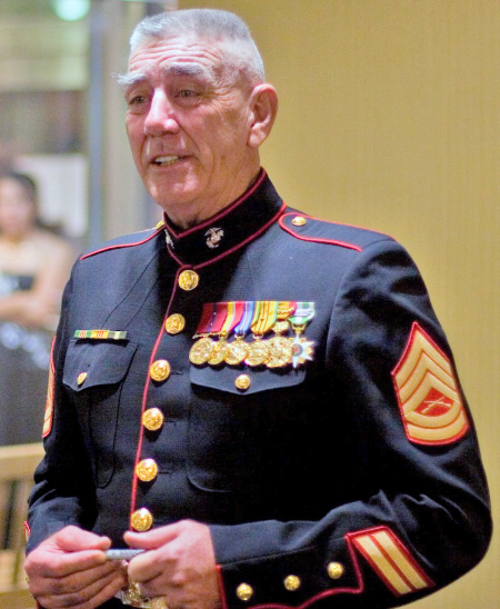 r lee ermey is one of the most famous marines ever