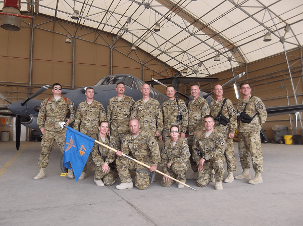 17 E MOS Electronic Warfare Specialists