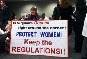 Virginia Health Department Votes to Alter Abortion Safety Laws at Packed Hearing
